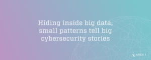 Hiding Inside big data