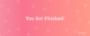 You Got Phished