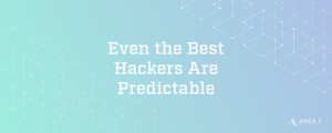 Even the Best Hackers are Predictable