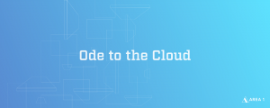 Ode to the Cloud