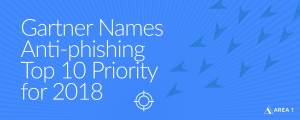 Gartner Names Anti-Phishing Top 10 Priority